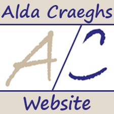 Project website Alda Craeghs
